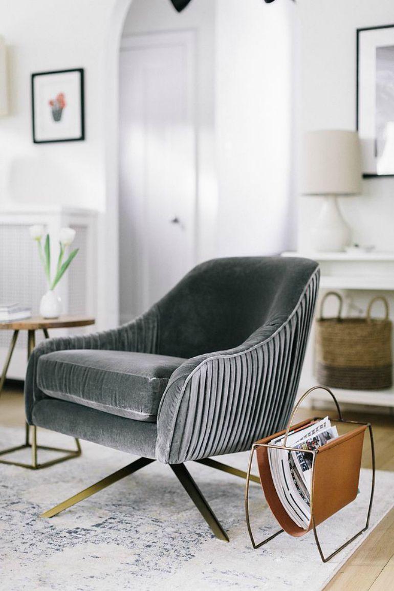 Best Top 6 Comfortable Velvet Armchairs For Bookworms Luxury 400 x 300