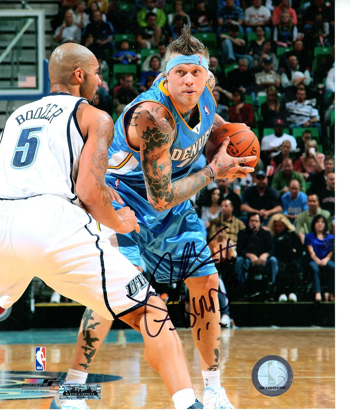 Denver Nuggets, Birdman!