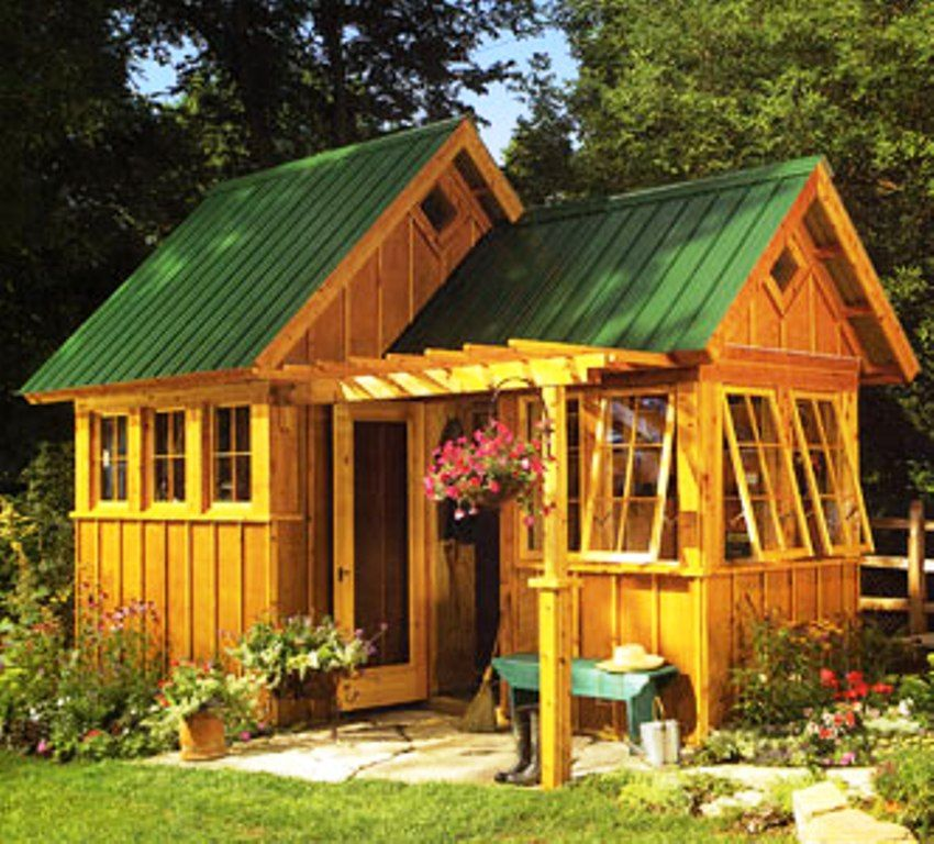 Garden Shed Ideas Images About Garden Shedsback Yard Retreats On
