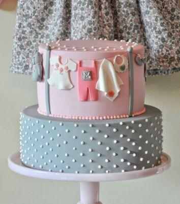 Bolos Para Chá De Bebê 35 Modelos Incríveis Cakes Cake Pops