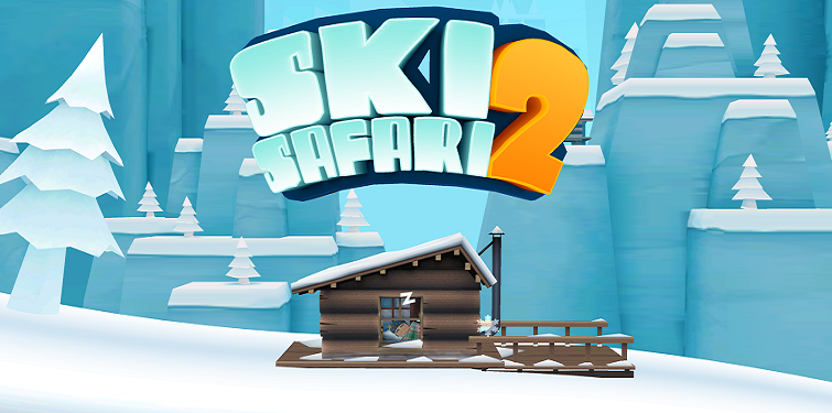 Ski Safari 2 Released on Android and iOS Ios, Android