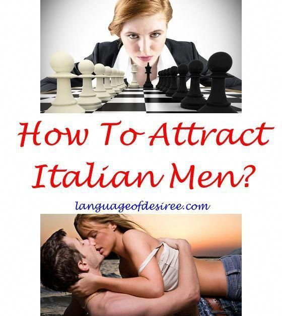 what attracts italian man