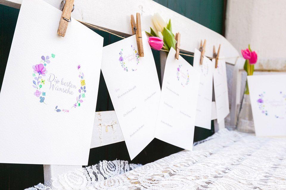 Fruhling Frisch Nach Der Hochzeit Inspiration Von Karin Ahamer Und Venusweddings Wedding Delusion Lassen Sie Sich Inspirieren Fr Wedding Party Wedding Cards