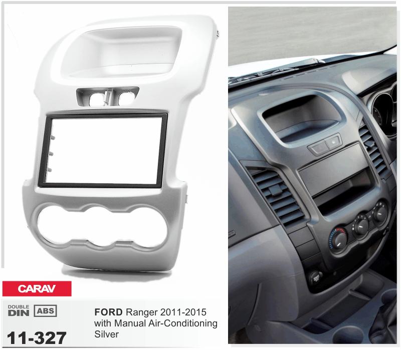 CARAV 11327 INDASH CAR AUDIO INSTALLATION KIT FOR HEAD