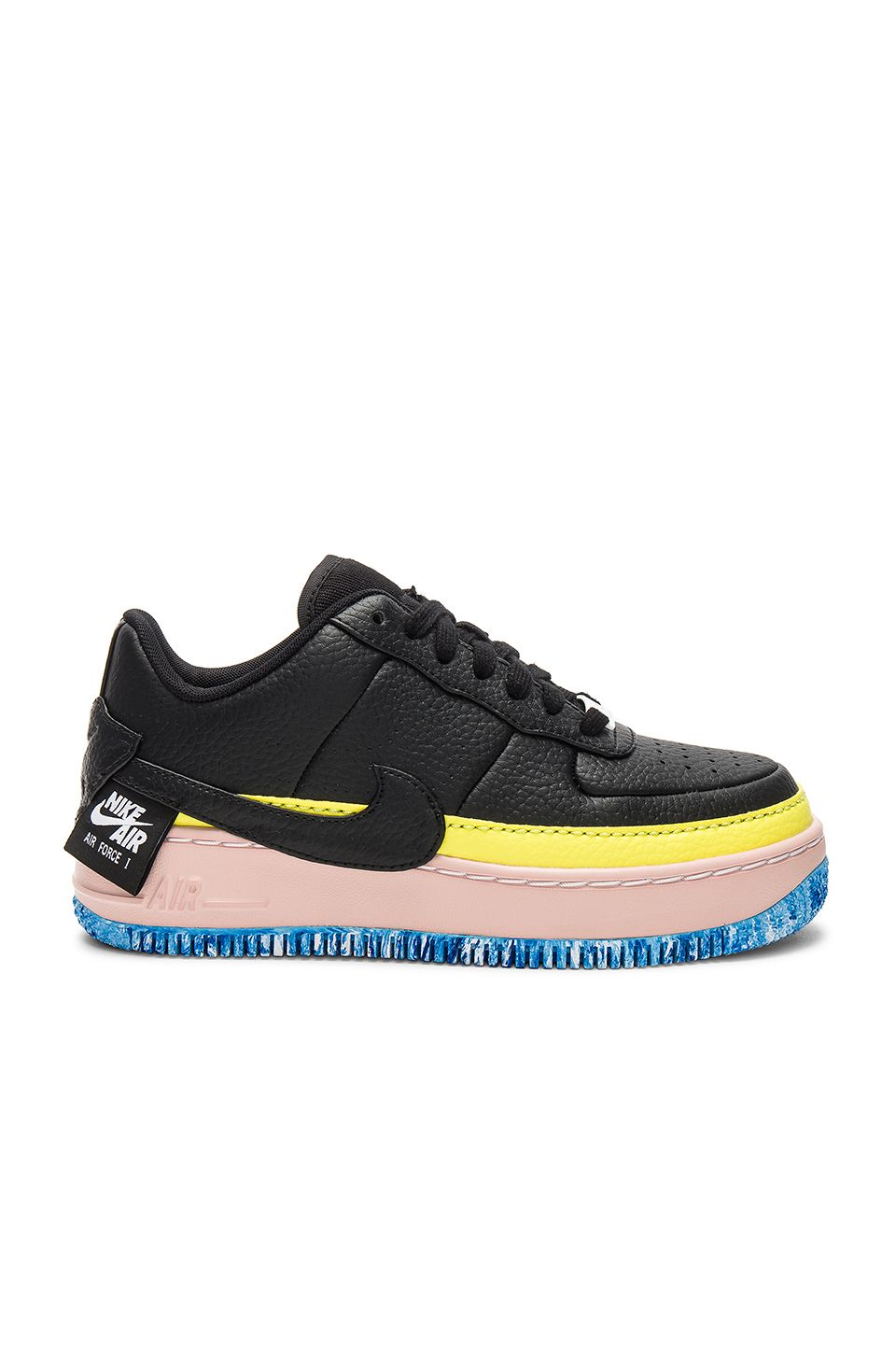 finest selection 94818 d1e6c Nike Women's AF1 Jester XX SE in Black, Sonic Yellow ...