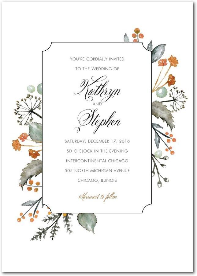 Wedding Invitations Bridal Shower Invitations Announcements By Wedding Paper Divas Wedding Invitations Rustic Wedding Cards Wedding Invitations