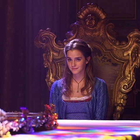 Beauty And The Beast Emma Watson Behind The Scenes Be Our