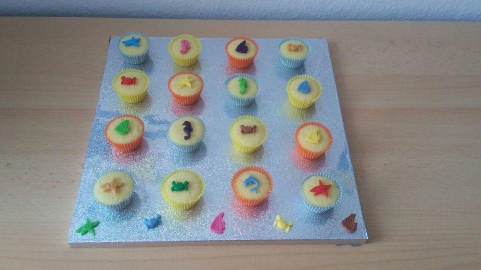 Mini Fanta Muffins Tassen Rezept Backen Pinterest Kuchen