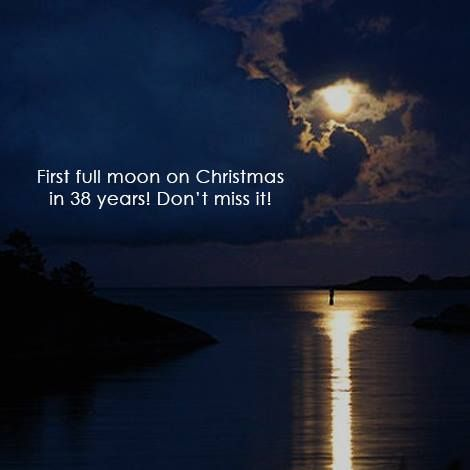What would be the best thing to do on Christmas night?  Be it staying home for a Christmas party or heading outdoors, remember to check out the full moon lighting up the dark skies! It is said that the appearance of the Full Moon on Christmas is the first time in 38 years and the next time the Full Moon joins us for Christmas, it will be a long 18 years later!  Hurry invite your date and enjoy a romantic moonlight dance. Also, be sure to complete your look with a pair of stunning shoes!