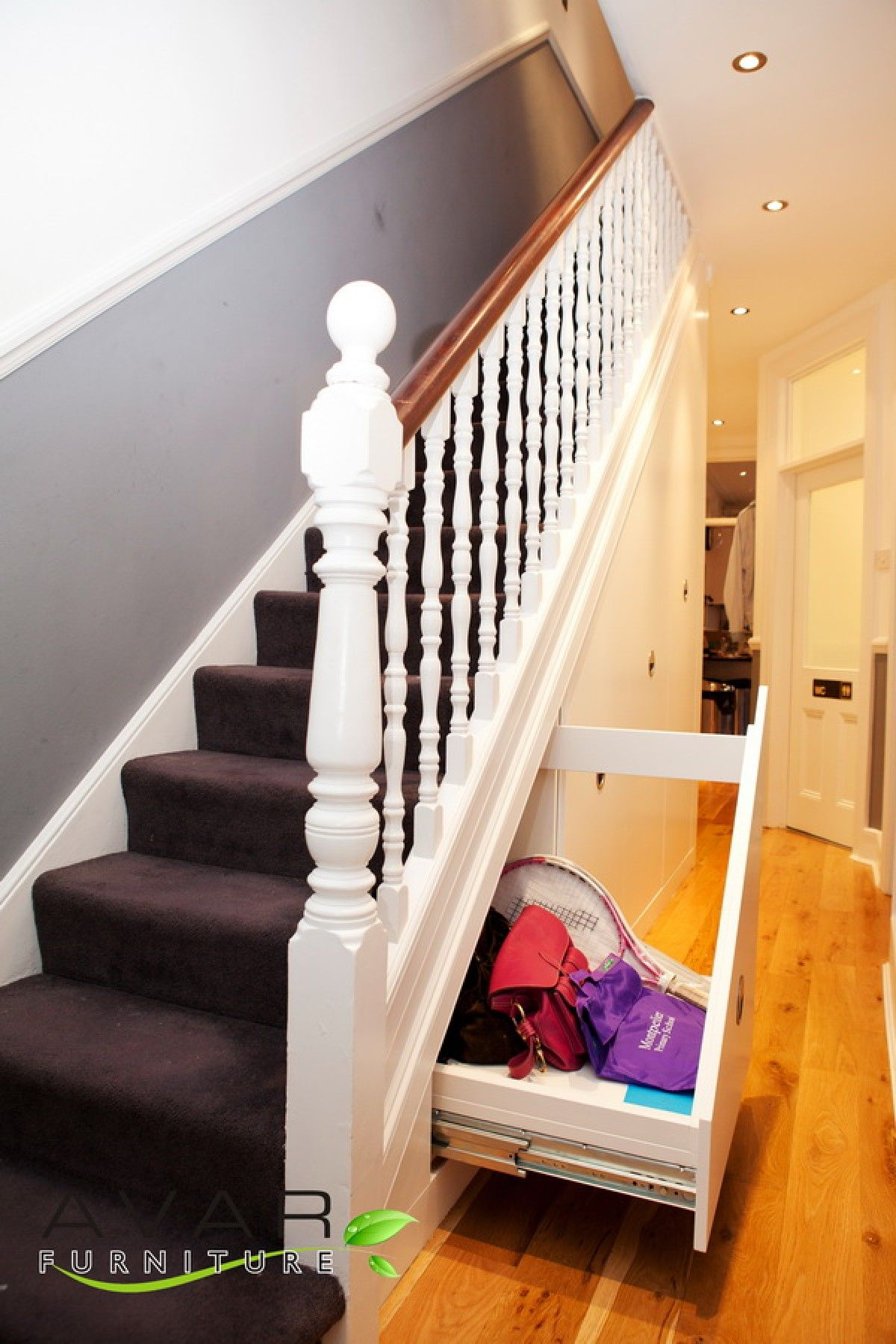 Project Under Stairs Storage Idea Client Martin Location West London