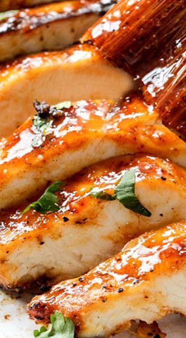 recipe: hot chicken marinade for grilling [38]