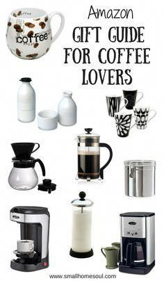 This Coffee Lover's Gift Guide has everything you need to ...