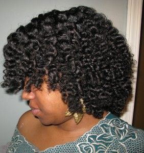 Mahogany Knots Design Essentials Natural System Curl Stretching