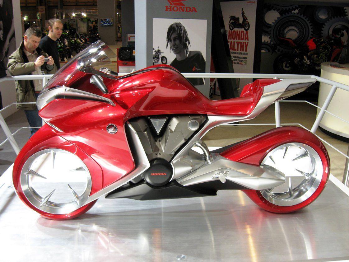 Fluid concept bike! Futuristic motorcycle, Concept