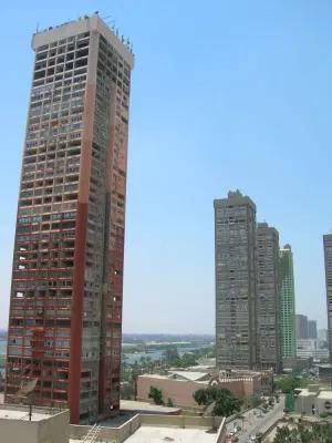 Top 20 Highest Buildings In Africa 2015 High Building Building Skyscraper