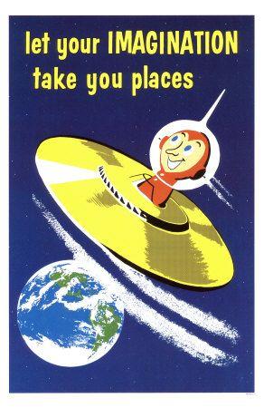 super adorable vintage poster