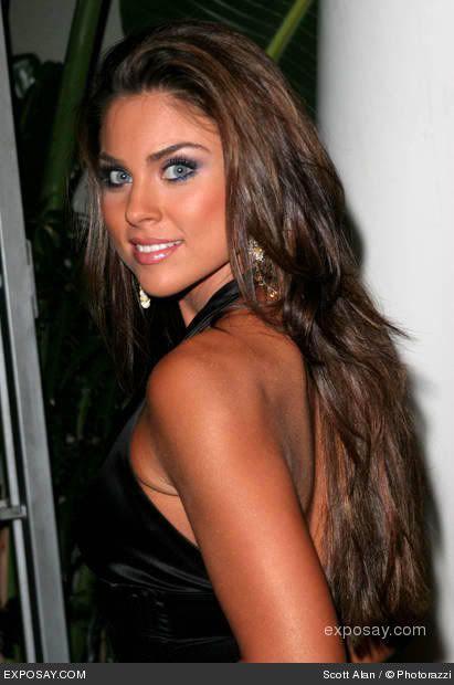 Nadia Bjorlin AMAZING | Brunette inspiration | Long hair ...  Nadia Bjorlin A...