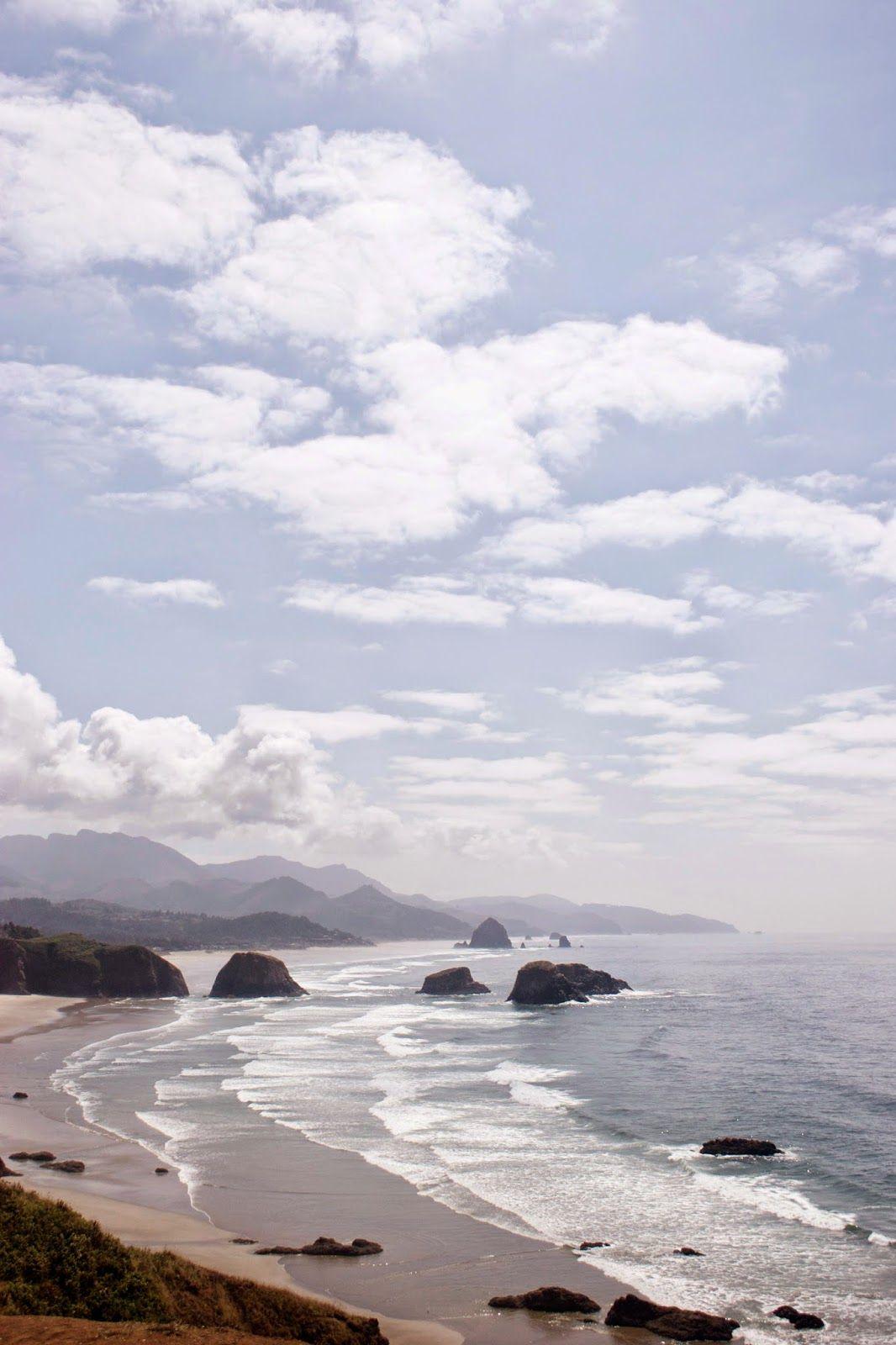 Cannon Beach, Beach, Great North