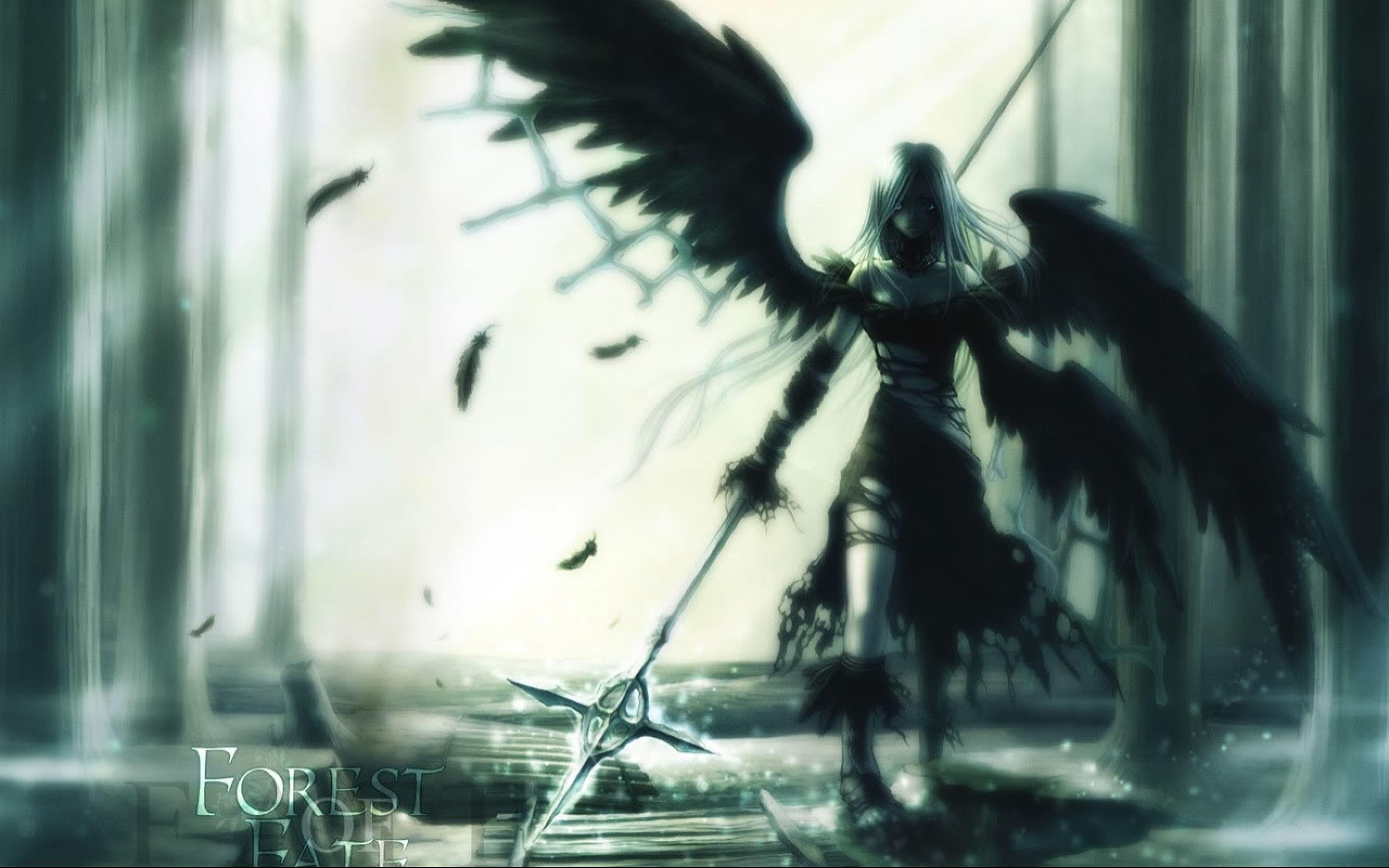 anime fallen angel | Anime | Pinterest