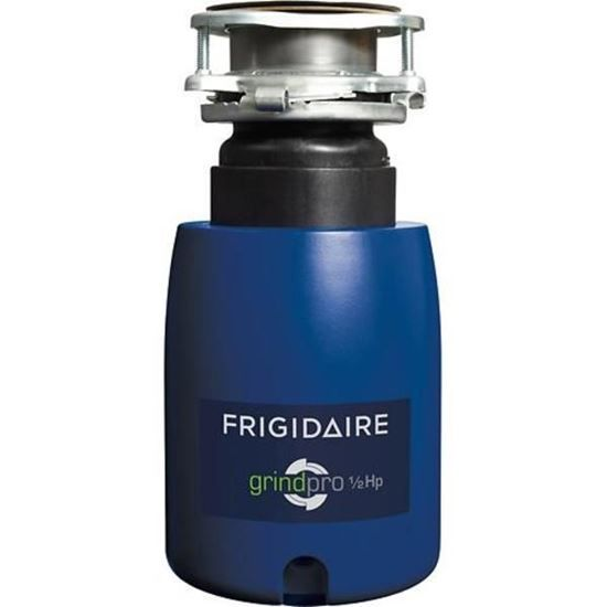 Frigidaire Appliance Parts 1/2 HP CORDED DISPOSER - Part# FFDI501CMS Low cost and better quality- Appliance Parts and Supplies