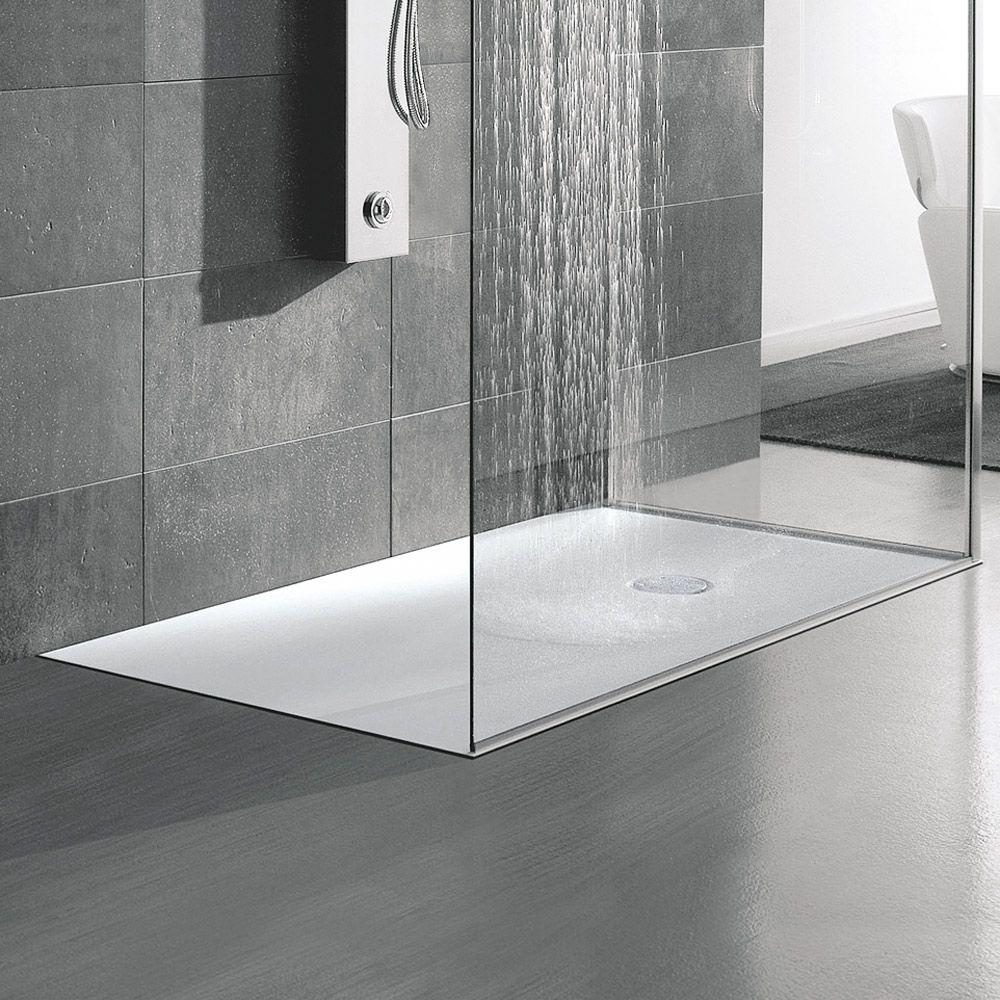 Piatto doccia hafro geromin corian arredo bagno pinterest badezimmer bad e badezimmer - Badezimmer corian ...