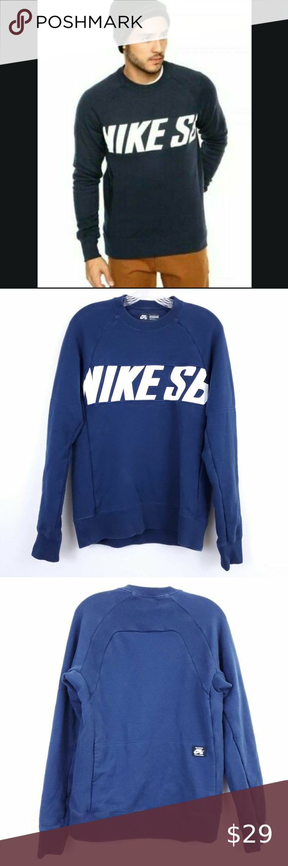 Nike Sb Everett Motion Mustard Crewneck Sweatshirt Urban Outfitters Crew Neck Sweatshirt Sweatshirts Nike Sb [ 1463 x 975 Pixel ]
