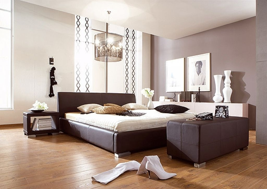 einrichtungsbeispiele schlafzimmer wohnideen schlafzimmer gestalten ...