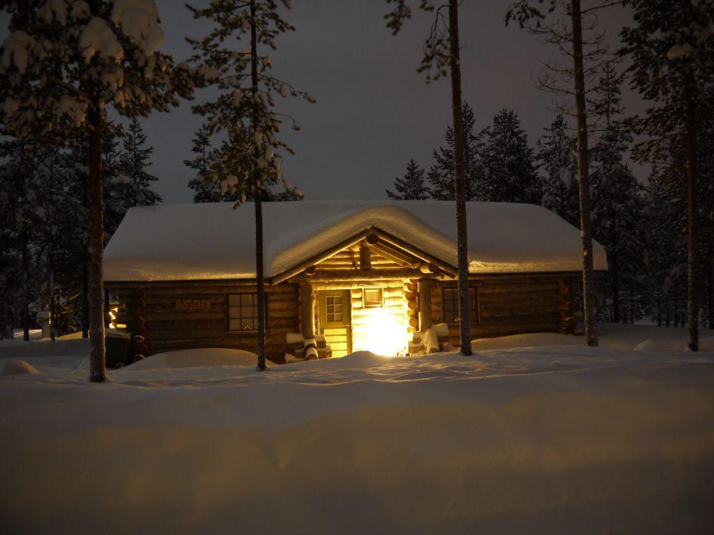 Cute shack