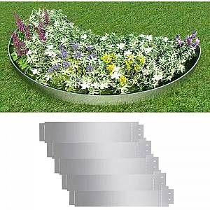Garden edging and border