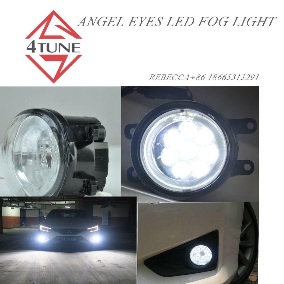 Accessories Led Fog Light For Toyota Harrier Avanza Land Cruiser 70 Led Fog Lights Toyota Harrier Led