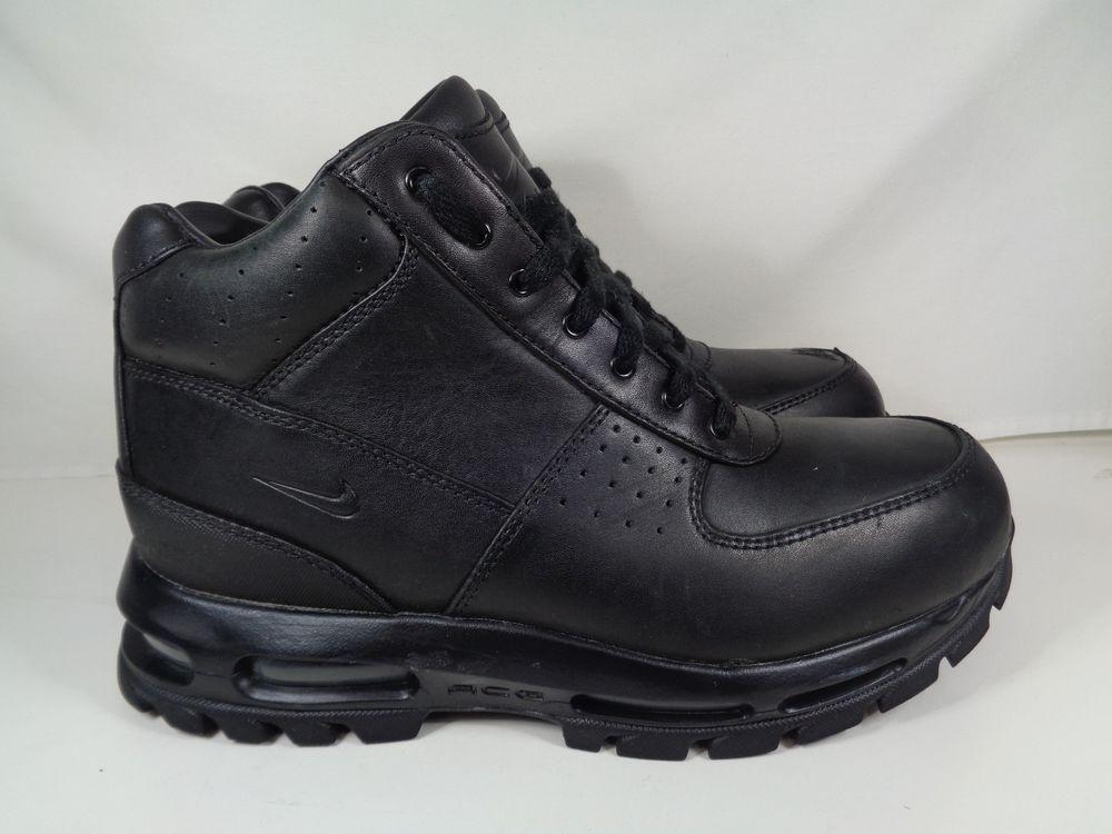 Mens Nike Air Max Goadome Basketball shoes size 10 US 599474