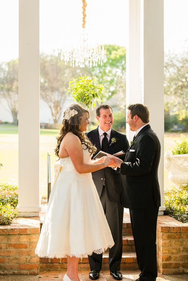 Real Plus Size Wedding Monogrammed Wedding In Waco Texas 2nd
