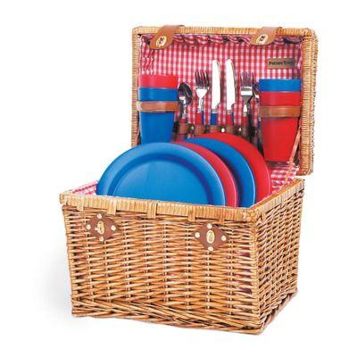Picnic Time Oxford Picnic Basket