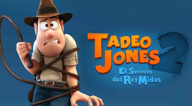 Tadeo Jones 2 El Secreto Del Rey Midas Peliculas De Animacion Peliculas Pelis Ninos