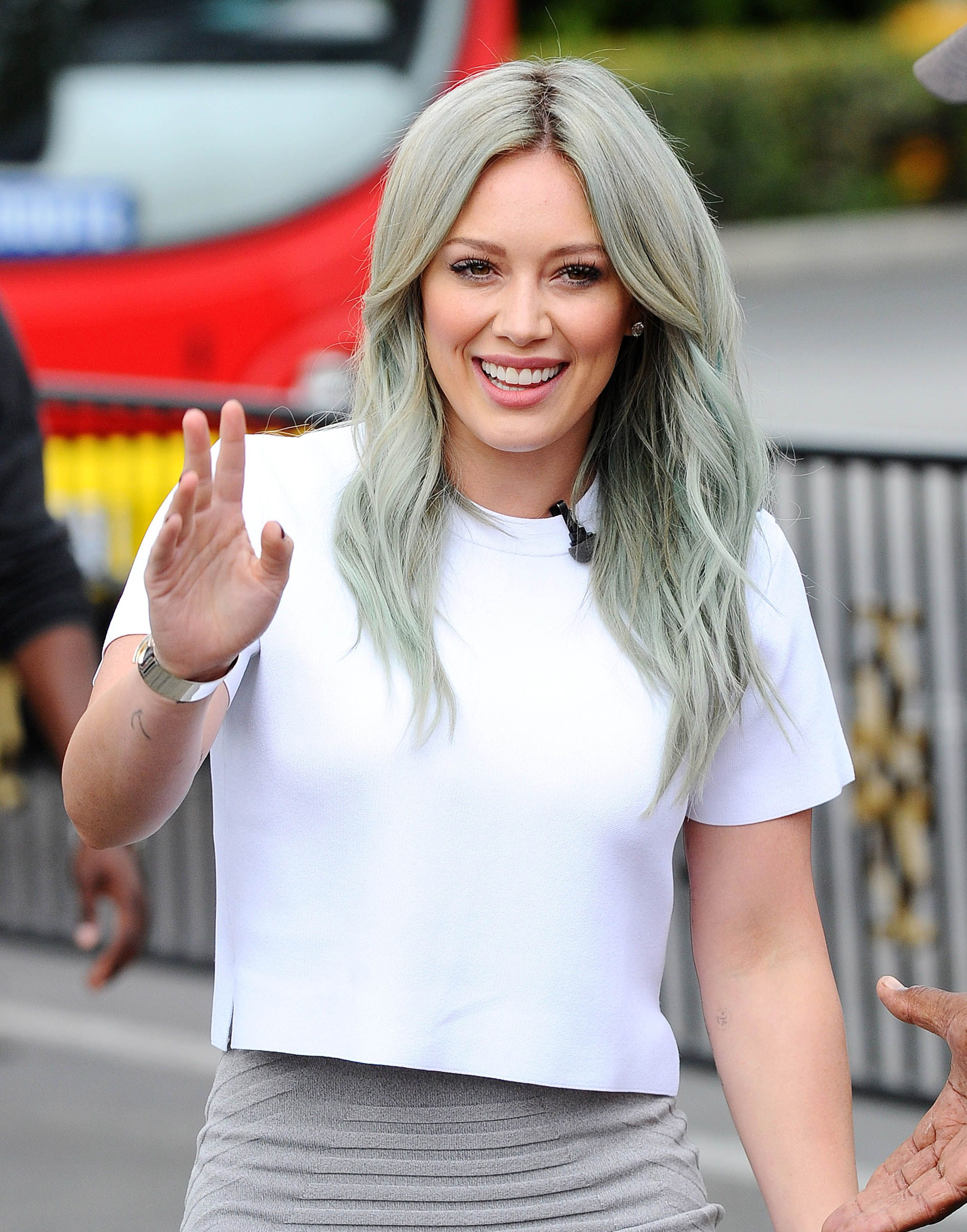 How to Be Inspired by Hilary Duff advise