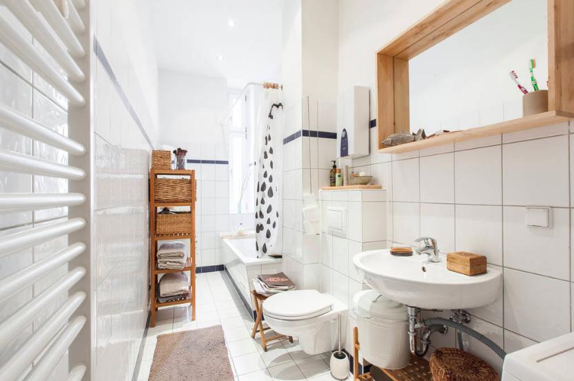 Holzregal Badezimmer ~ Holzregal badezimmer. excellent badezimmer regal selber bauen diy