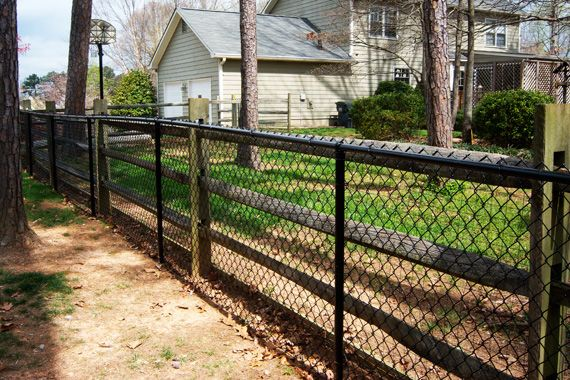Handsome Backyard Fence Ideas Design And Cooper House Gate Sagging From  Brick Best Ideas HD Version ...