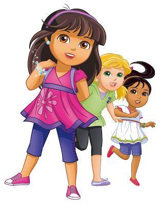 Tubos Dora Dora Y Nuevos Amigos Dora And Friends Dora Dora The Explorer
