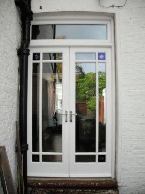 Bespoke Georgian French Door Set Dining Room Pinterest Door