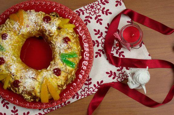Cinco Quartos de Laranja: Bolo-rei na Cuisine Companion
