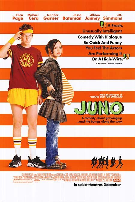 """Juno. """"That ain't no Etch-A-Sketch. This is one doodle that can't be un-did, Homeskillet."""""""