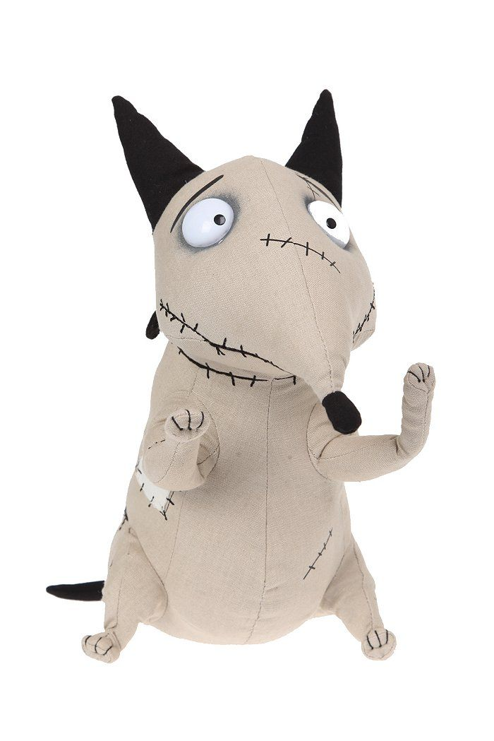 Disney Frankenweenie Sparky Plush Toy Plush Plush Toy Creepy Cute