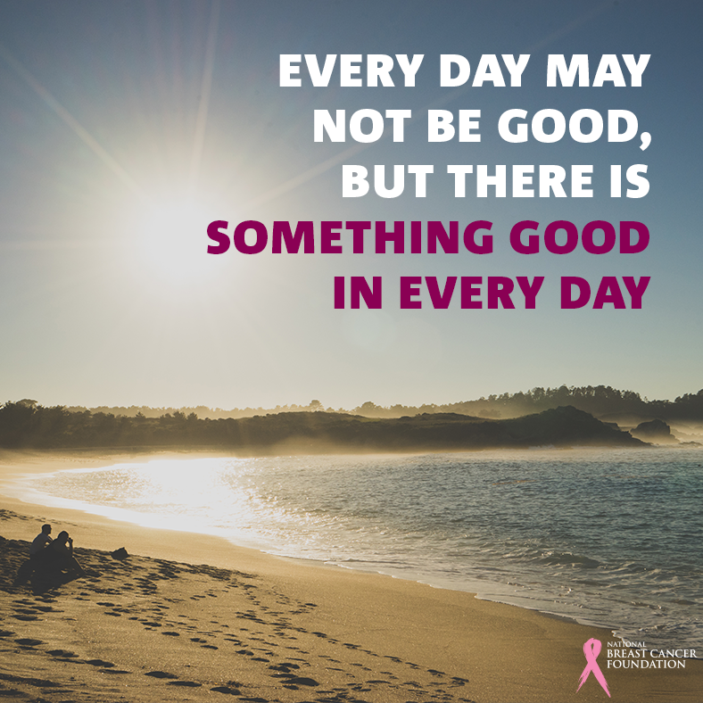 There is something good in every day. #MotivationalMonday #motivational
