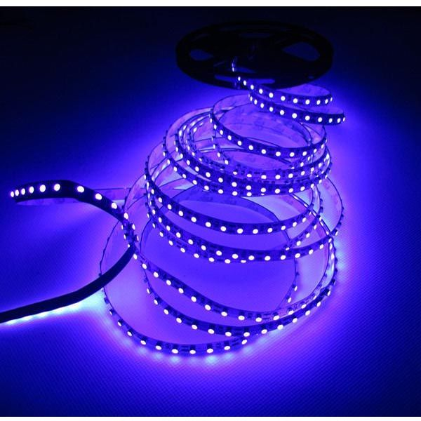 Ultraviolet Led Strip High Density 420nm Uv Led Strips 420nm Flexible Ultraviolet Led Strip Light Uv Led Led Flex Strip Led Tape Lighting Led Strip Lighting