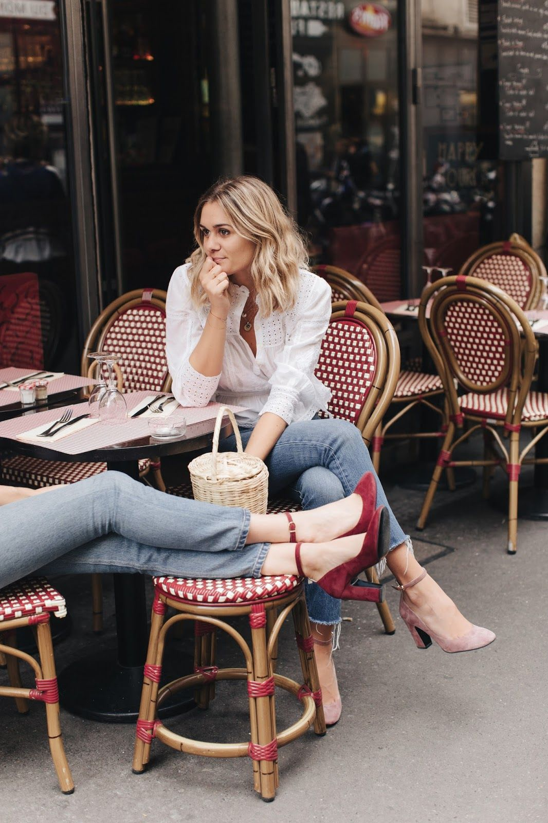 Tags french fashion la redoute secrets to french style style -  Ootd Adenorah S Simply Chic Look Feels Oh So French French Girl Stylefrench