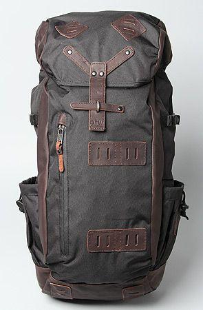 The Washburn Backpack in Black