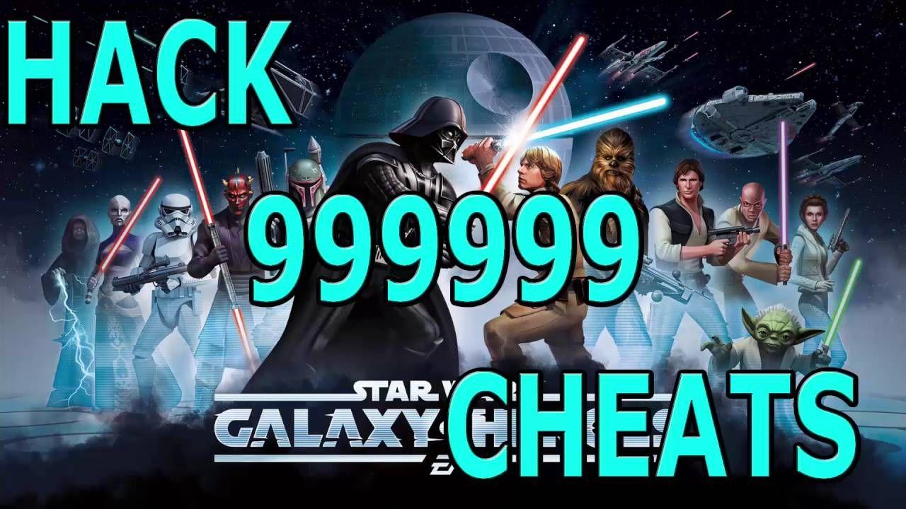 Star Wars Galaxy of Heroes Hack - Free Crystals, Credits