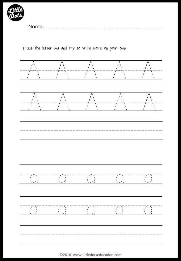 Alphabet Tracing Worksheets Teaching Caleb Pinterest Alphabet