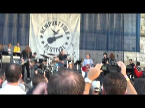 Forever Young - Roger Waters & My Morning Jacket. Newport Folk Festival. July 24, 2015. - YouTube