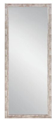 Wandspiegel Metallic In Silber Wandspiegel Spiegel Esszimmer